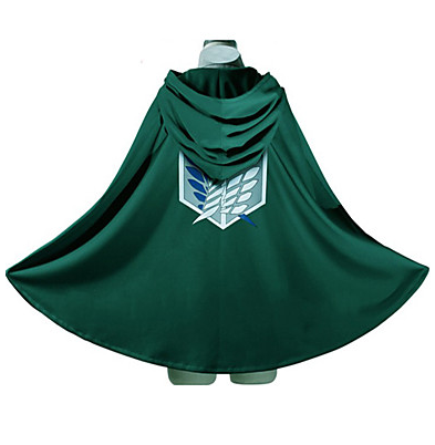 Attack on Titan Recon Corp Wings of Freedom Cosplay Cape