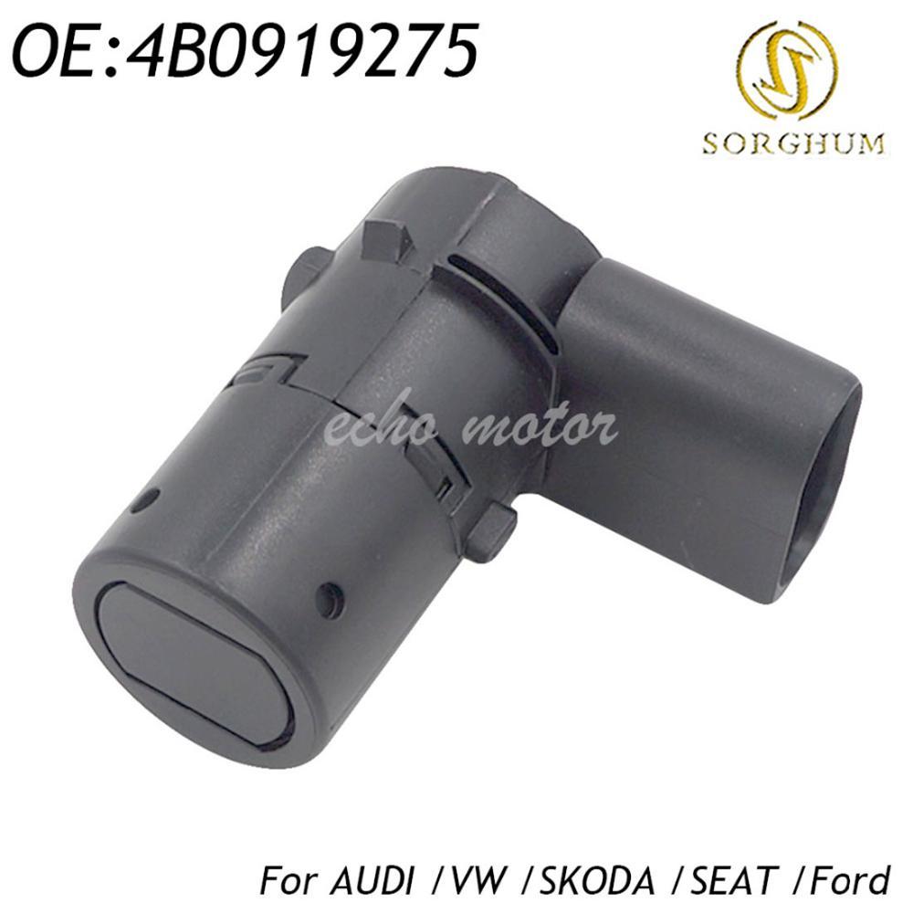 New Parking Distance Control Sensor 3-Pin PDC For AUDI /VW /SKODA /SEAT /Ford 4B0919275 4B0919275A 7M3919275