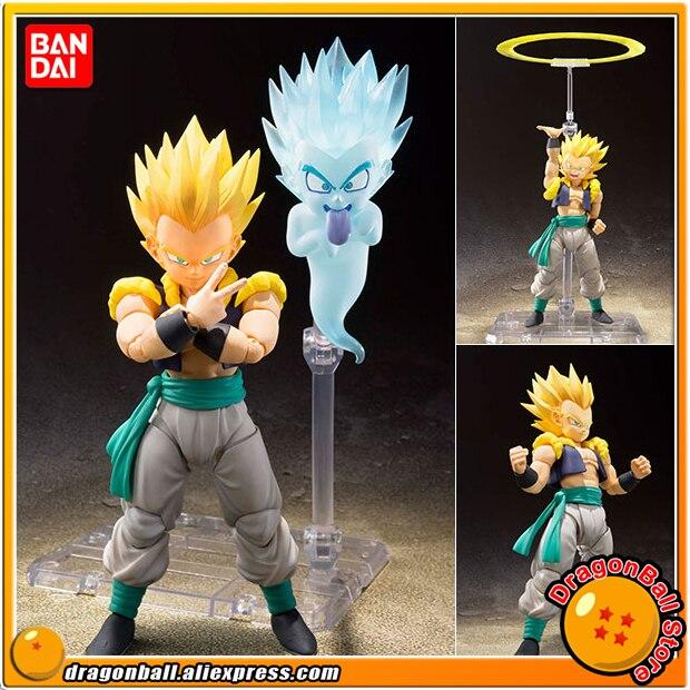 Bandai S.H.Figuarts Dragon Ball Z Super Saiyan Gotenks Action Figure