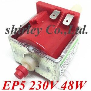 Image 2 - AC230V Original authentischen kaffee maschine pumpe ULKA EP5 elektromagnetische pum medizinische ausrüstung waschen machi