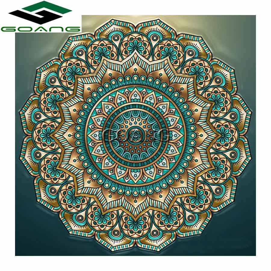 embroidery Diamond 5d Diy Diamond Painting flowers cross Stitch kits full Square Diamond mosaic 3d wall sticker mandala