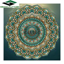 embroidery Diamond 5d Diy Diamond Painting flowers cross Stitch kits full Square Diamond mosaic 3d wall sticker mandala(China)
