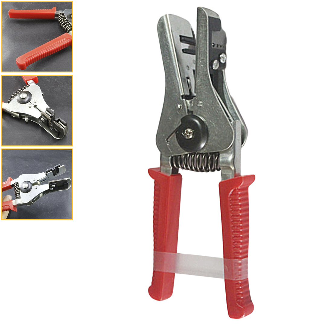 Automatic Cable Wire Stripper Stripping Crimper Crimping Plier Cutter Hand Tool
