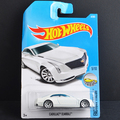 2017 Hot Wheels cadillac elmiraj Metal Diecast Cars Collection Kids Toys Vehicle For Children Juguetes