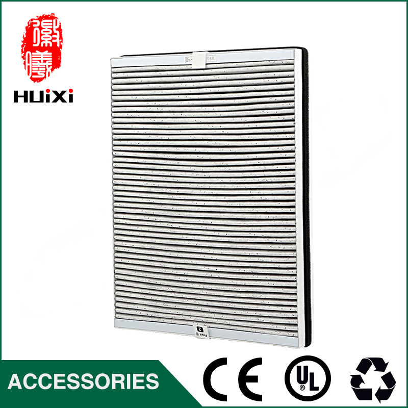 365*278*45mm High Effective Composite Hepa Filter Screen with Removal of Formaldehyde for AC4016 AC4076 AC4147 Air Purifier цены