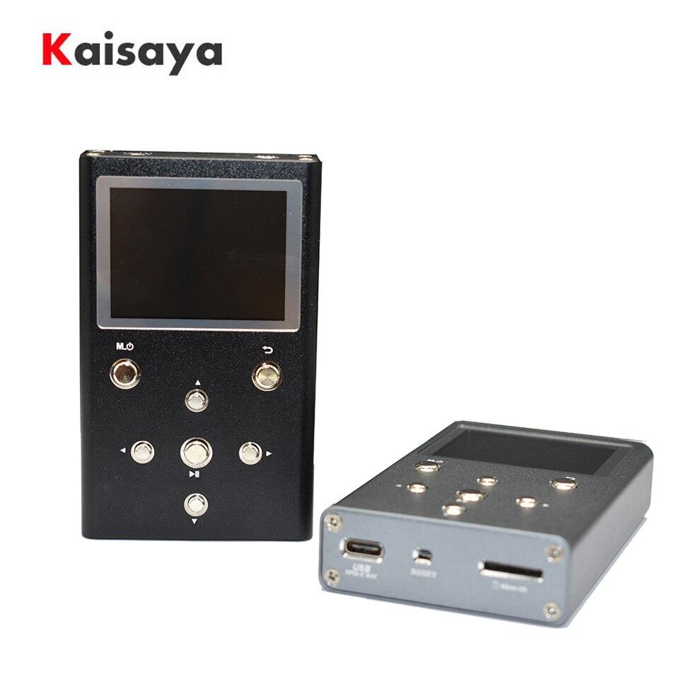 F.audio dual AK4493 XS03 Professional MP3 HIFI Music Player Support Headphone lifier DAC DSD256 decoder Better than XS02 E5 007