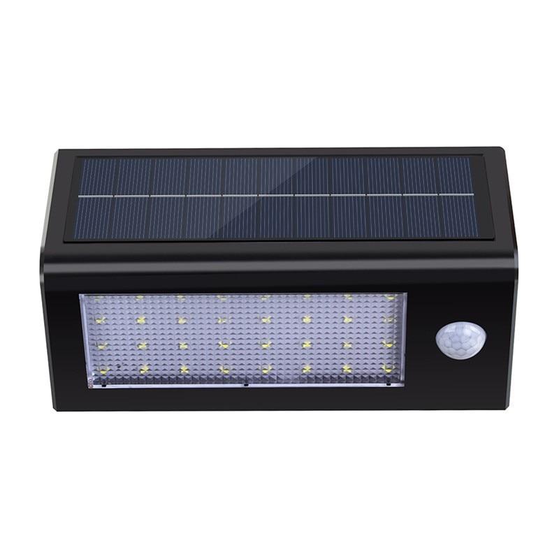 ФОТО 2x 32leds Solar Wall lights Waterproof Ultra Bright Led Outdoor Solar Lighting Fixtures 3.5W 3528LED PIR Sensor light