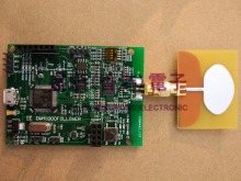 DW1000FOLLOWER development board UWB indoor positioning Discard the DWM1000 module Auto following