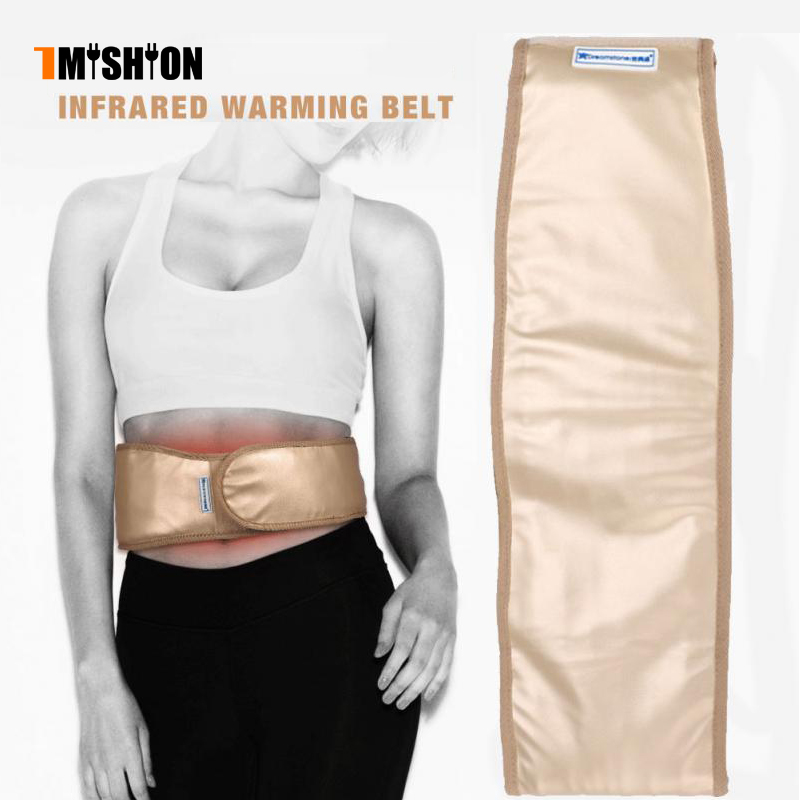 Infrared Warming Heating Belt Slimming Weight Losing Vibration Period Health Care Tools цены онлайн