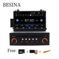 Besina 7 Inch 1 Din Android 6 0 Car DVD Player For Citroen C5 Multimedia GPS