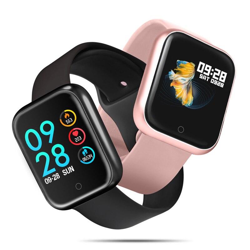 SONGKU P70 Smart Watch Blood Pressure Oxygen Heart Rate Monitor Sport Activity Fitness Tracker Smartwatch IP68