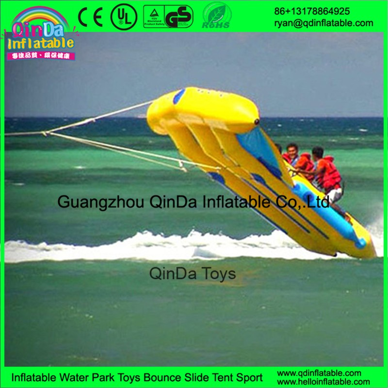 inflatable flying fish banana towable boat78