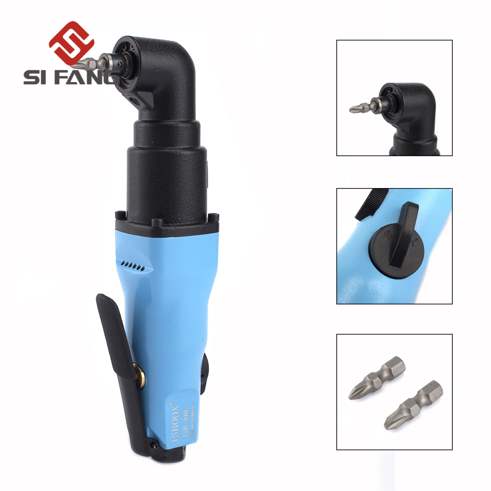 90 Degree Bend Right Angle Air Screwdriver Professional Pneumatic Tool90 Degree Bend Right Angle Air Screwdriver Professional Pneumatic Tool