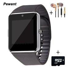 Nové inteligentní hodinky GT08 s fotoaparátem a podporou SIM