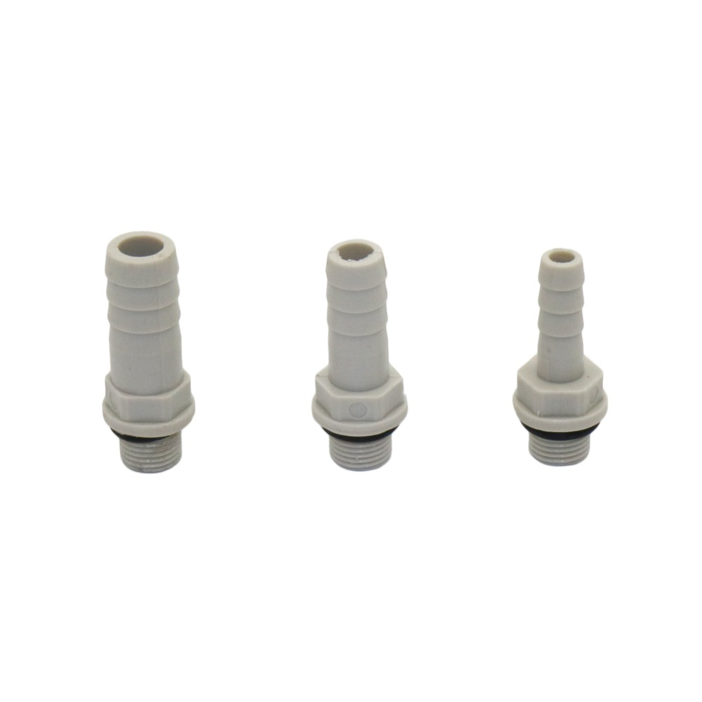 Plastic-Steel Pipe Fitting 1/8
