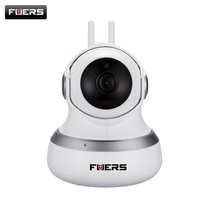 Fuers HD WiFi Cloud Camera P2P Wireless Baby Monitor 720p Ip Cloud Camera Night Vision Surveillance