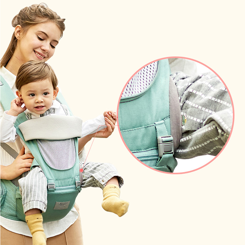 Brand all seasons kangaroo hipseat sling baby waist carrier ergonomic backpack outdoor wrap stool bag hip seat carry hold belt