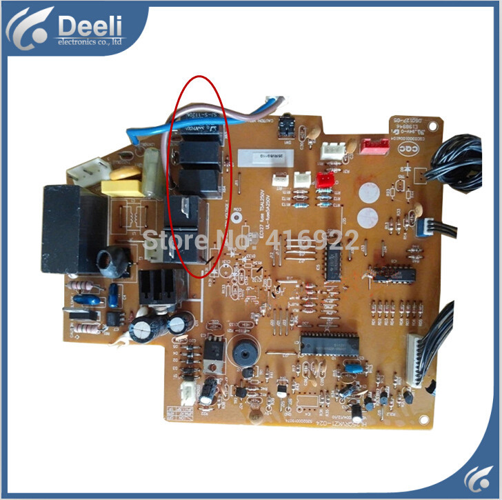 95% new good working for Hualing air conditioning electric control board, HL25GRVKZ1-024 board Cooling and heating on sale