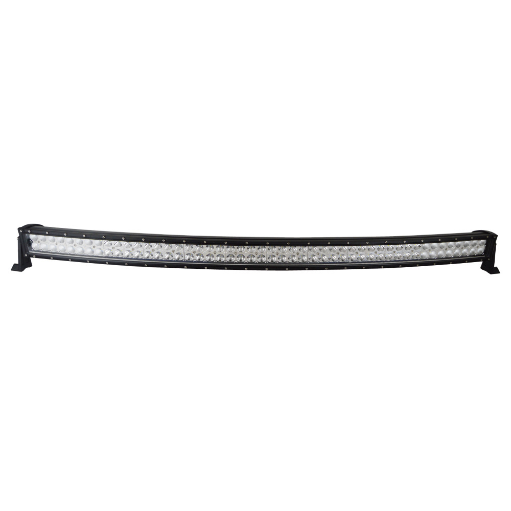Auxtings 21 32 42 50 52 Inch Curved Led Light Bar COMBO 120W 180W 240W 300W Dual Row Driving Offroad Car Truck 4x4 SUV ATV 12V