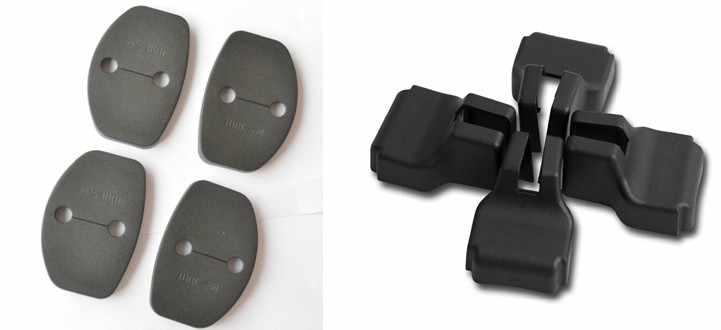 Auto Deurslot Gesp Cover, Deur Controleren Beschermen Caover Voor Skoda Octavia A5 2007-2014,8 Stks/partij, auto Styling