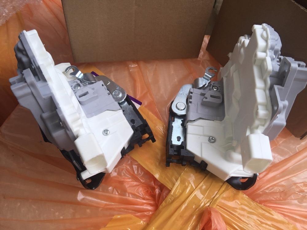 free shipping 2pc pair FOR Volkswagen MK5 EOS SEAT Leon ALTEA TOLEDO 1P Zv Front Door