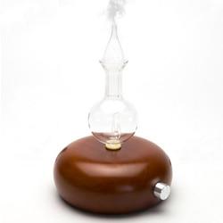 Aromatherapy Essential Oil Nebulizing Diffuser Air Purifier Dispenser Air Freshener Perfume Dispenser Night Light Aroma Misting