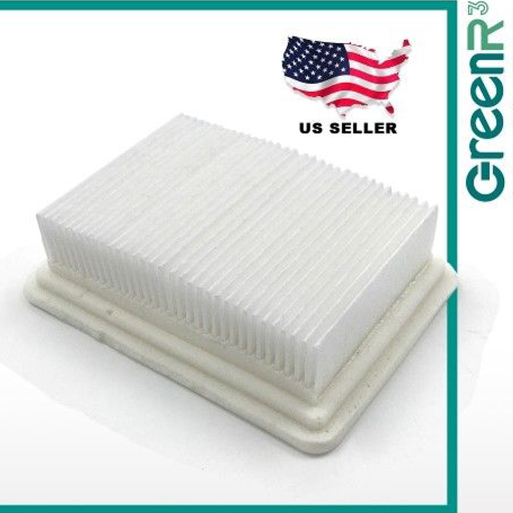4-Pack Washable /& Reusable FloorMate Filters for Hoover Floor Cleaners 59177051