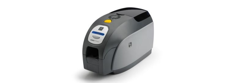 Zebra ZXP Series 3 Single sided ID Card Printer part no.:Z31-00000C00CN00 original color printer ribbon id card color ribbon used with zebra zxp series 3 printer part no 800033 340cn