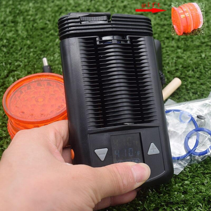 Meilleur vaporisateur Portable herbe sèche lisse cool vapo herbe sèche Mod avec température réglable boîte de contrôle Mod Vape e-cig