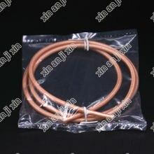 1 м RF коаксиальный кабель RG142 двойная Защитная сеть к высоким температурам, быстрая