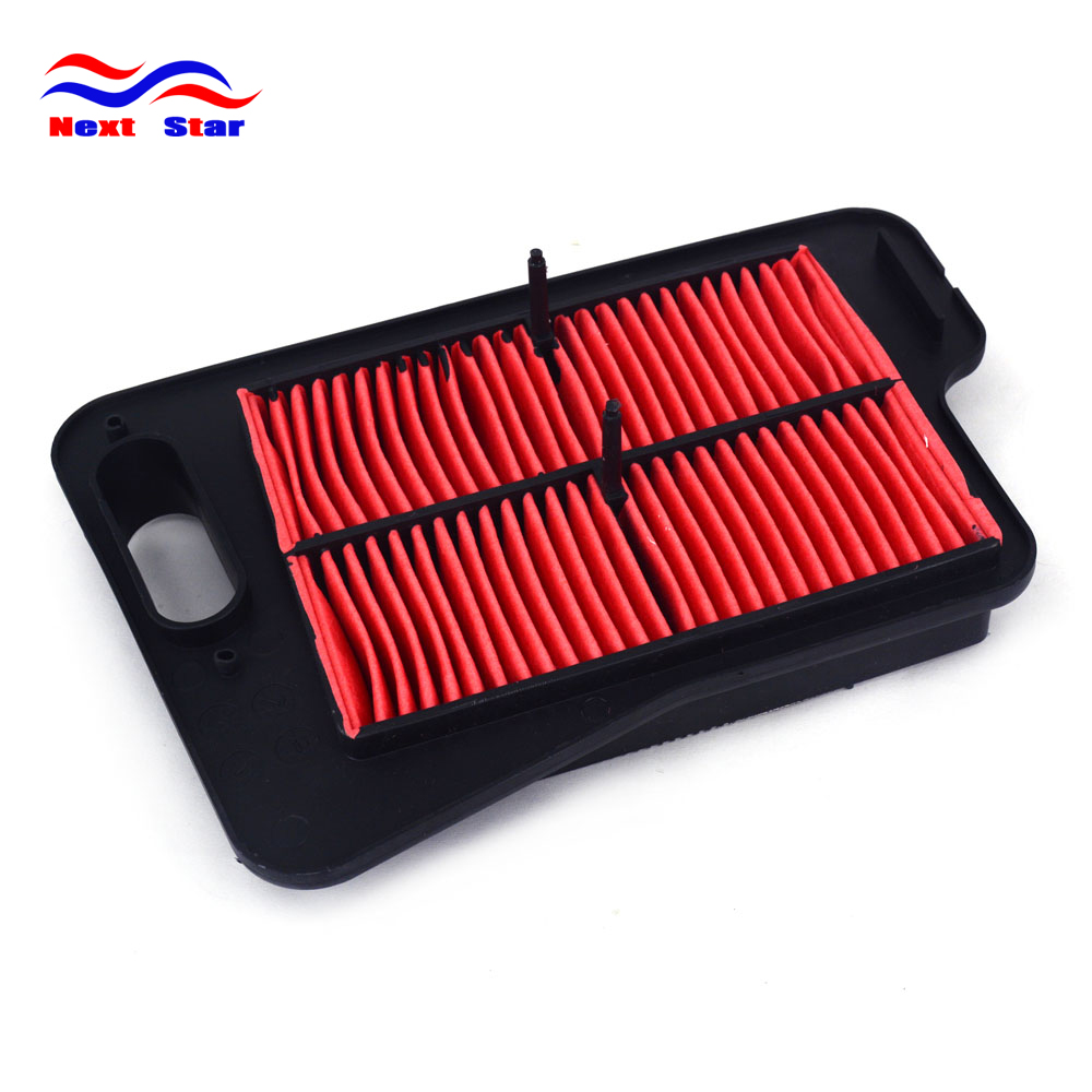 New Air Filter Cleaner For Suzuki <font><b>AN400</b></font> Skywave Burgman 400 <font><b>AN400</b></font> <font><b>2007</b></font> 2008 2009 2010 2011 2012 2013 2014 Motorcycle Street Bike image