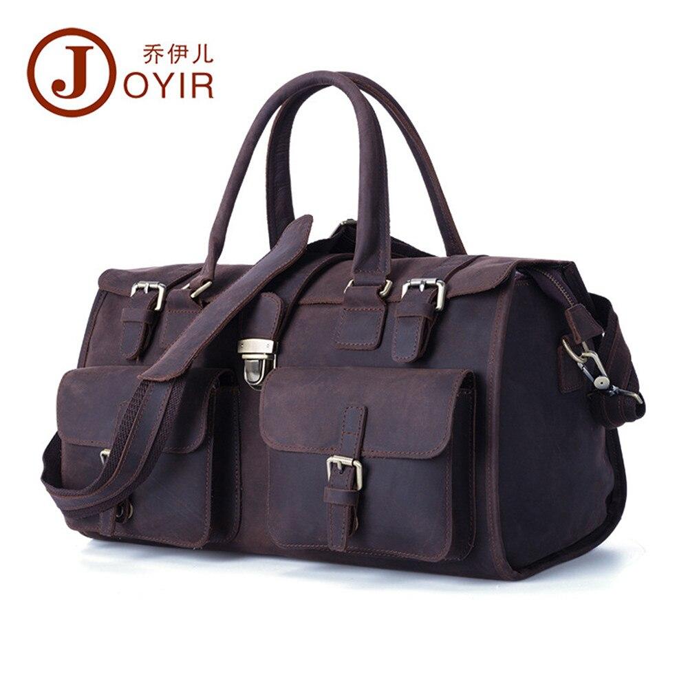 JOYIR Casual Genuine Leather Men Bag Comfortable to restore ancient ways male Crossbody Bag Men s