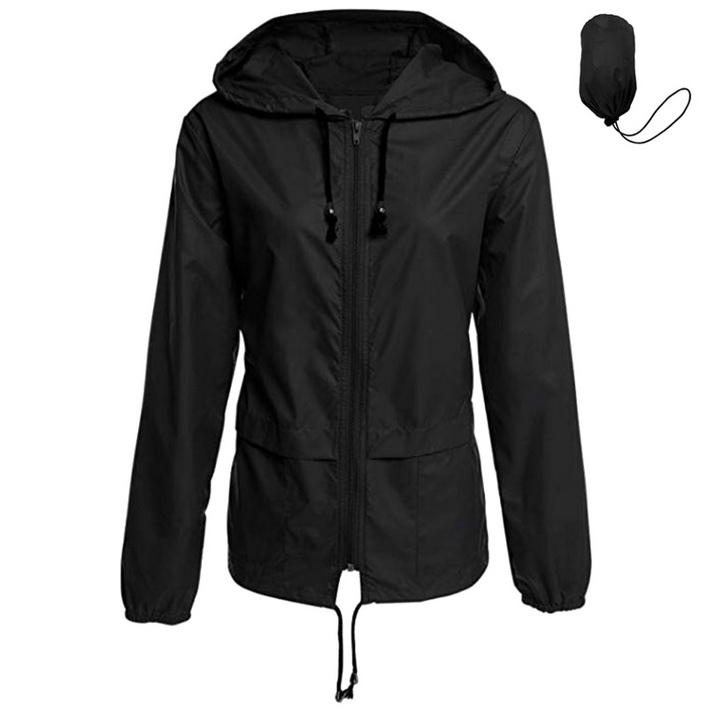 Outdoor Tools Outdoor Tool Women Rain Poncho Bicycle Rain Jacket Waterproof Packable Raincoats For Camp Picnic 5 Colors Fine Quality Sports & Entertainment