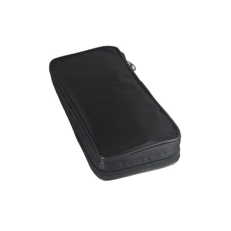 UNI-T Multimeter  Black Canvas Bag 20*12*4cm  For UNI-T UT61 Series Digital Multimeter  Cloth Durable Waterproof Tools Bag,Digit