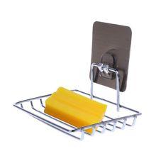 Настенный держатель для мыльницы на присоске, товарная полка для athroom, аппаратные средства, мыльницы