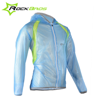 2015 New Arrival ROCKBROS MTB Waterproof Outdoor Sports Windproof TPU Raincoat Cycling Jersey Wind Coat Bike