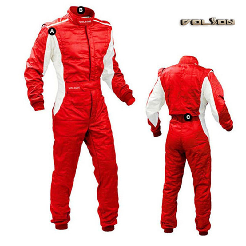 VOLSON Two Layer Waterproof Karting Suit For Rally