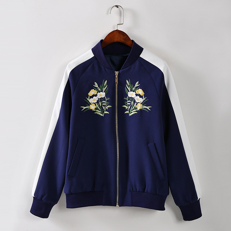 Silk Baseball Jacket