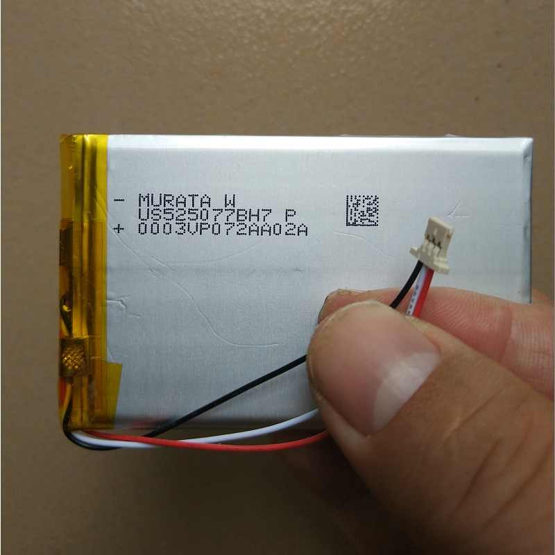 3600mAh Battery 3.7V for Ibasso dx80 Player New Li-po Lithium Polymer Rechargeable Accumulator Pack Replacement New+Track Code