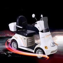 Лидер продаж года-распродажа 48v 500w трехколесный электрический старый скутер/инвалидов скутер