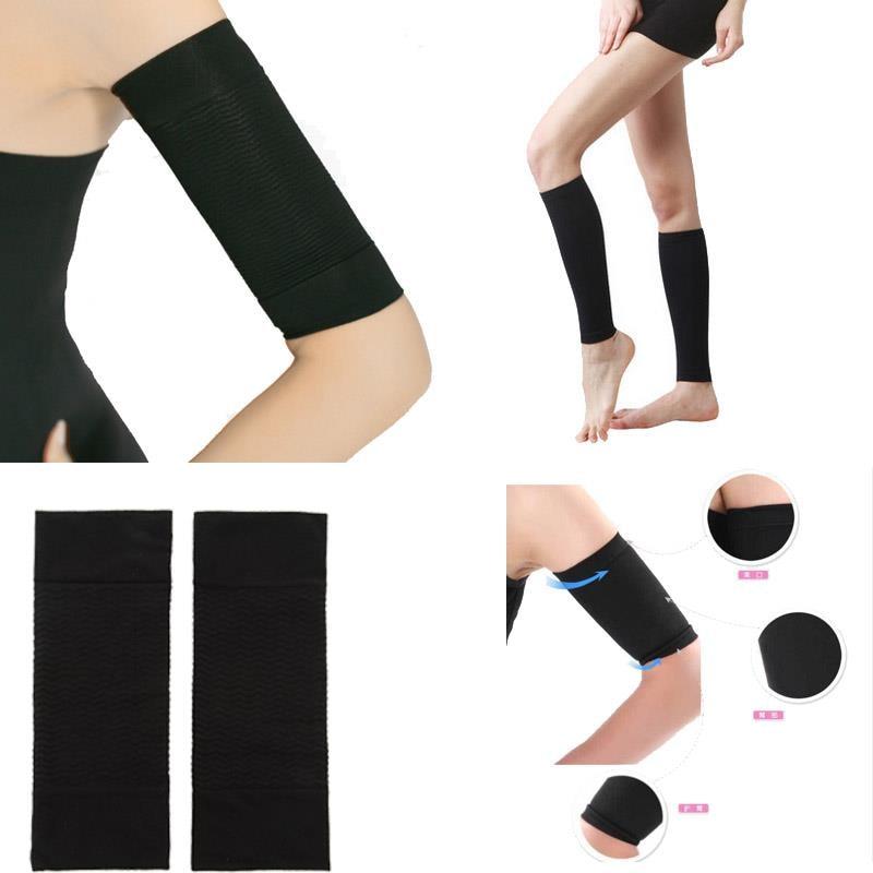 Hot New Women Weight Loss Shaper Fat Arm Shapewear Cellulite Wrap Belt Band