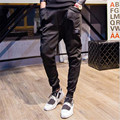 2106 best selling leisure time motion 3D pocket popular Haren pants loose pantalon homme clothing joggers shark