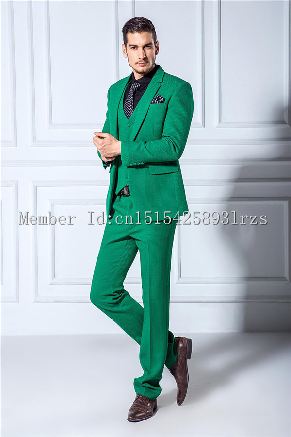 Green Prom Suit | My Dress Tip