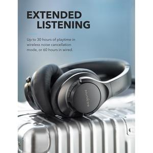Image 5 - Fone de ouvido sem fios anker soundcore life 2, headset com bluetooth e cancelamento de ruídos, alta resolução, 30h de funcionamento, tecnologia de bassup
