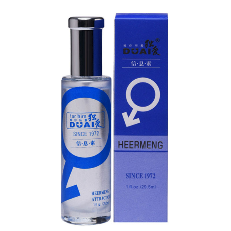Anti Deodorant parfume for Men Seduce Aphrodisiac Male Spray Oil and Pheromone Flirt L Men Attract Girl, 29ml ,fragrance