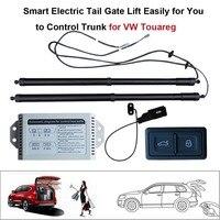 Умный авто Электрический хвост ворота лифт для Volkswagen Touareg пульт дистанционного управления набор высота Избегайте пинч