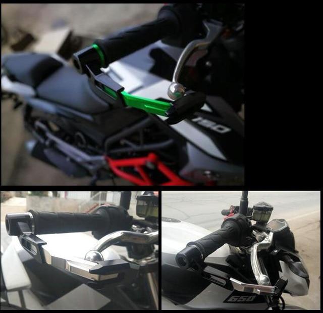 Protection des leviers de frein de moto   Pour Yamaha TDM900 V-MAX1200 XJR1300 FJR1300 universel 7/8