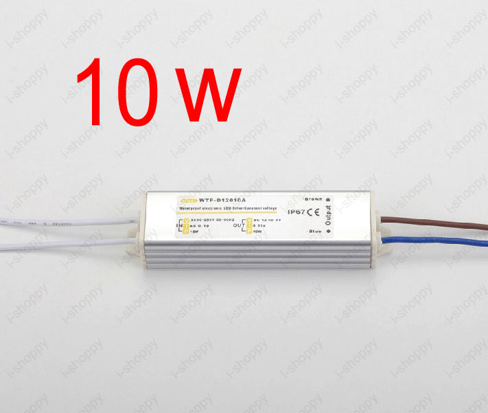 Lighting Accessories 10w 0.4a Universal Power Supply /transformer /driver,90~250v Ac Input,24v Dc Output,waterproof Ip67 For Cctv Led Light Strips Lighting Transformers