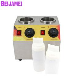 BEIJAMEI Commercial Chocolate soy sauce filling spread warmer bottles heating machine electric jam heater 220v/110v