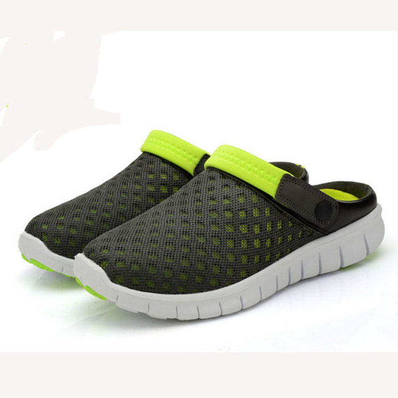 Aliexpresscom Buy New Brand 2017 Unisex Men Clogs Garden Shoes